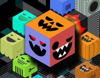 Horror cubes app & GUI