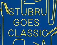 Stubru goes classic