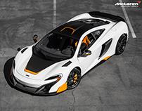 McLaren Newport Beach - M.S.O. McLaren 675LT
