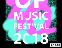 FLY UP Music Festival