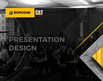 Borusan Cat Presentation