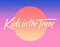 """Kids in the Trees"" Album Cover, Singles Covers"