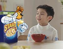 Honey Stars - Captain Star