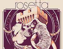 """report _ """" rosetta """""""