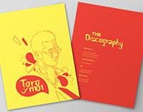 Toro Y Moi Booklet