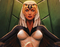 The Sorceress of Grayskull