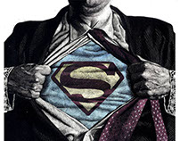 Superhero Superhuman