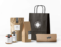 Damas Marketplace - Branding and Packaging Identity