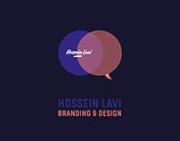 Personal identity branding & graphic profile