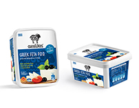 Aeolikos Greek Feta PDO Family Products
