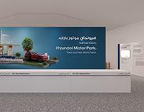 Hyundai @Motor Park in KSA - Event design V2