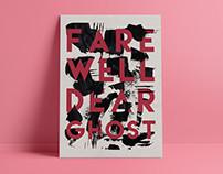 Lyrics Book Fare Well Dear Ghost