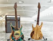 Suhr Guitar - Prototype / Beryl 02