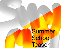 Summer School Teaser (Summer Project 2018)