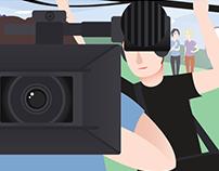 Vector Storyboard