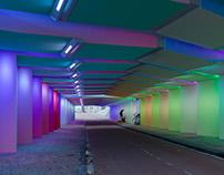 Kostverloren Tunnel.