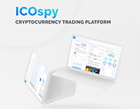 Cryptocurrency Trading Platform ICOspy