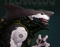 Zverobot Shark