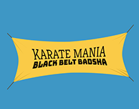 Karate Mania Black Belt Badsha