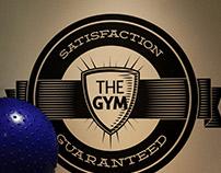 The Gym wallart