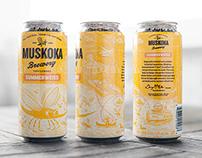 Muskoka Brewery Summerweiss