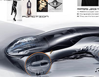 """BUICK """"R!CH"""" CONCEPT—— 5-day project"""