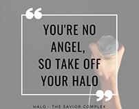 The Savior Complex | Halo Quote