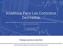 Website FinTech ContratoMarco