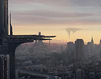 New Home_kepler 186f (Concept)