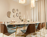Dining Rooms by Villa Style