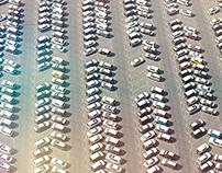 Customs Aerial Parking