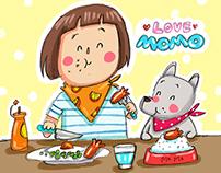 Love Momo