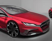 Hyundai wagon concept