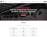 Machine producer website