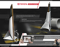 TOYOTA INDUSTRIAL EQUIPMENT - FORKSTATION
