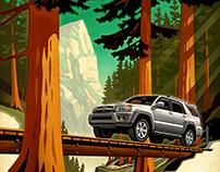 Toyota 4-Runner Adventure Awaits