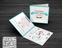 Wedding Logo, Invitation and Website