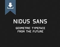 Nidus Sans - Font Download