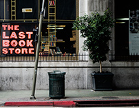 The Last Book Store // Los Angeles