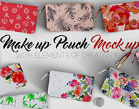 Makeup Pouch Template