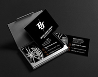 Corporate Design / BJ Wheels