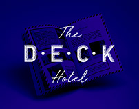 The Deck - Honotel