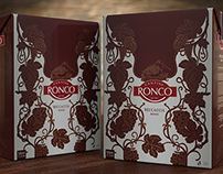 3D Ronco Beccaccia Wine Packaging & Adv