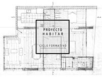 CF_Proyecto Habitar / Vivienda en Altura [2014-2]