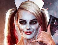 Harley Quinn (Fan Art)