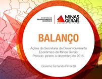 Balanço SEDE 2015