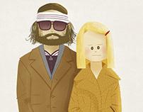 Margot & Richie Tenenbaums