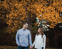 Engagement Photos | Mike & Katie