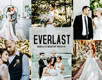 Free Everlast Mobile & Desktop Lightroom Presets