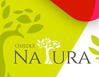 Osiedle Natura - Branding